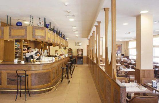 cafeteria hotel lozano